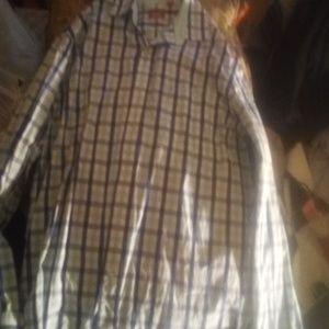 Izod Shirts - Izod long sleeve dress shirt